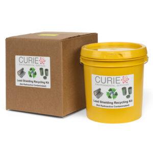 Lead Shielding Recycling Kit, 1-gallon