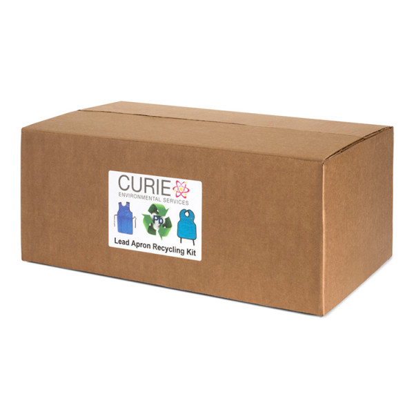 Lead Apron Recycling Kit, 2 Aprons/Box