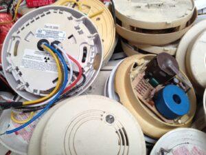 Smoke Alarm Recycling: Self-Ship